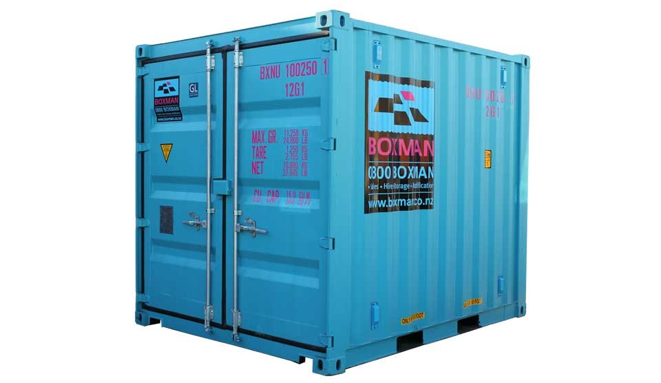 3m 10ft Shipping Container For Hire Boxman