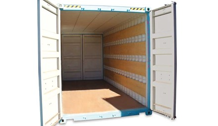 6 1m 20ft High Cube Furniture Box For Hire Boxman