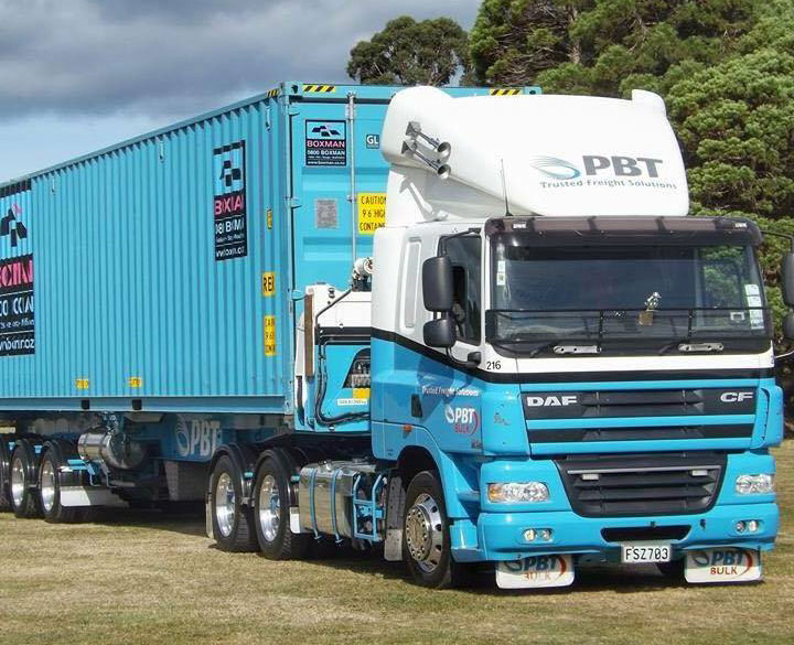 Container transport and certification of shipping containers
